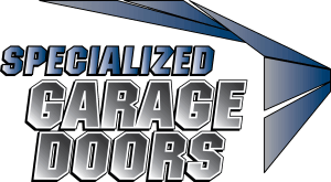 specialized garage doors logo